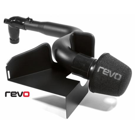 Revo High Flow Air Intake System Powder Coated 2.0TFSI K03/K04